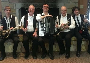 Aaron Dussing and the Polka Revolution